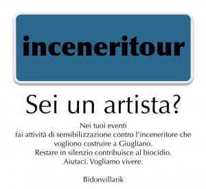 Inceneritour Di no all'inceneritore!